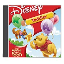 Pooh Toddler w/French and Spanish (Jewel Case)