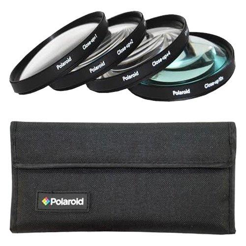 ポラロイド 49mm 4種クローズアップフィルター (+1, +2, +4, +10) 49mm  B0085YG3PY