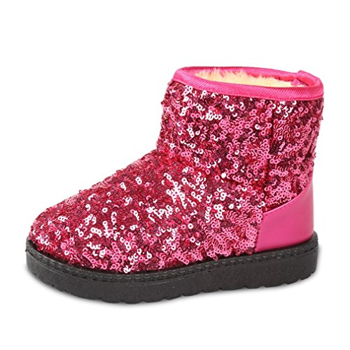 lil girls winter boots - 4