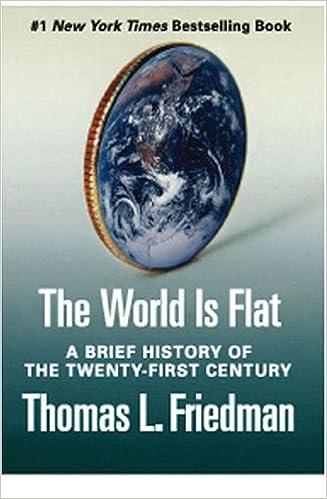 Essential Tom Friedman >> The World Is Flat Thomas Friedman 9781598954814 Amazon Com Books