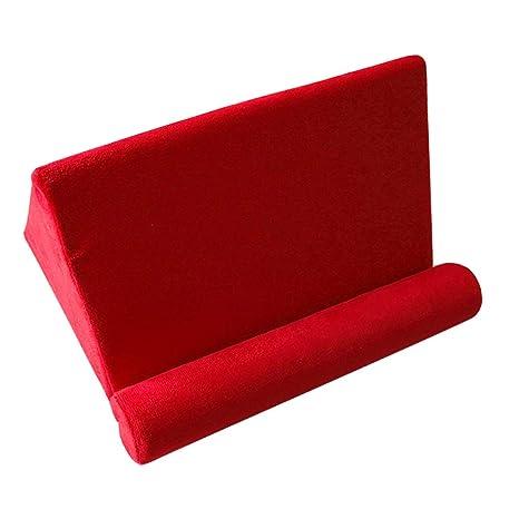 DolMaring - Soporte de Almohada para Tablet, Soporte para ...