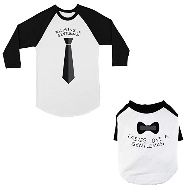 f7002222f246 Amazon.com: 365 Printing Dog Matching Outfits Baseball Shirts for Dog and  Dog Owner Gifts: Clothing