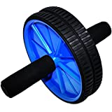 Ab Wheel Roller - 100% Lifetime Guarantee - Premium Quality - Best for Sculpting 6 Pack Abs, Abdominal Workout, Core Fitness Training, Toning Back & Arms - Easy Assembly - Knee Mat and Exercise Guide
