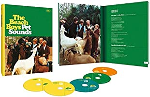 Pet Sounds - 50th Anniversary (Collector's Edition) [4CD + Blu-ray Audio]