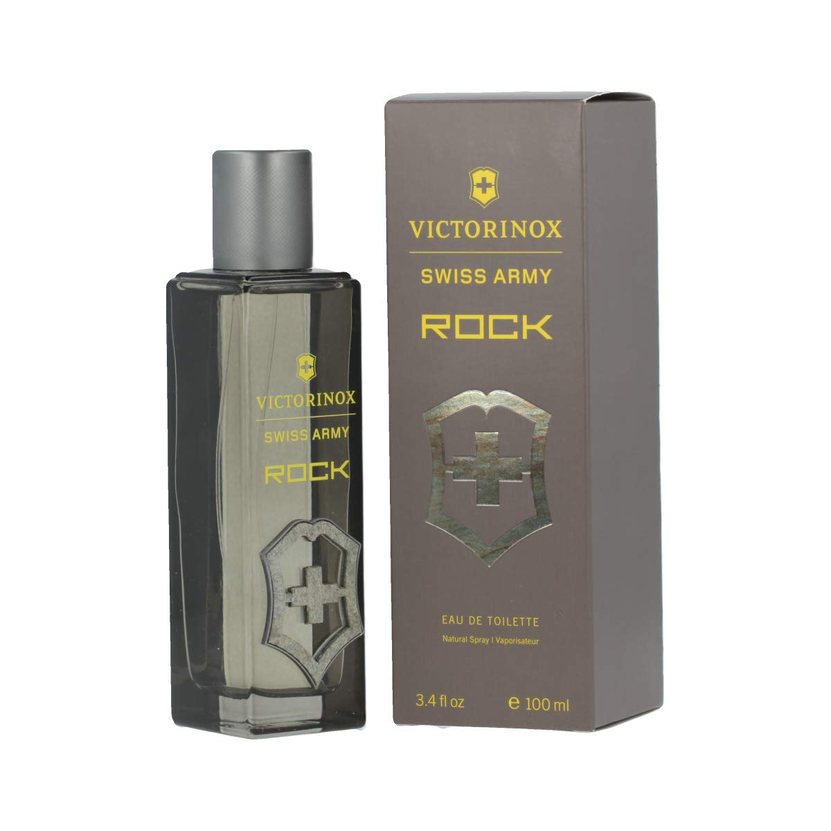 Swiss Army Victorinox Rock Cologne, 3.4 Ounce by Swiss Army