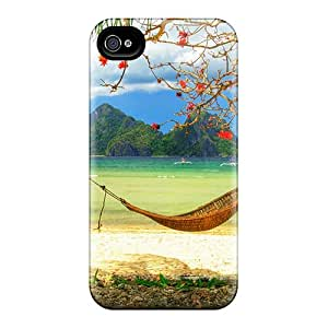 Hard Plastic Iphone 6 Cases Back Covers,hot Beach Cases At Perfect Customized