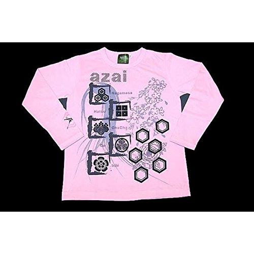 有名なブランド 日用品 長袖Tシャツ 関連商品 浅井家 長Tシャツ 長Tシャツ LW B076Z4CJHF Ladies L ピンク ピンク B076Z4CJHF, ウッドサイズ:d8a9d457 --- svecha37.ru