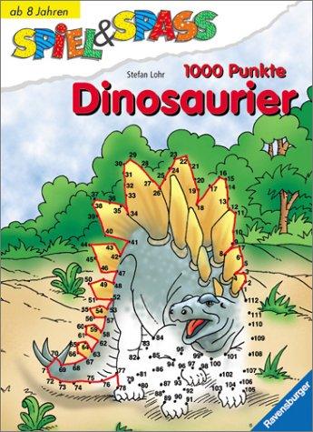 1000 Punkte: Dinosaurier (Spiel & Spaß)