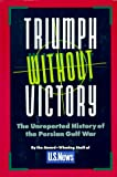 Triumph Without Victory, U. S. News and World Report Staff, 0812919483