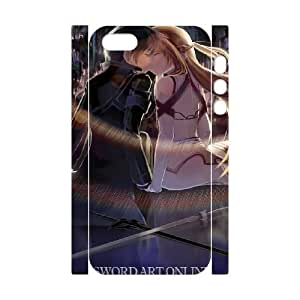2 iphone 5 5s Cell Phone Case 3D Sword Art Online 91INA91460486