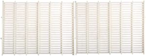 RONGZHAN Apis Mellifera Spilicing Queen Excluder Plastic Beekeeping