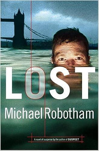 Lost Amazoncouk Michael Robotham 9780385508667 Books