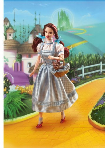 Wizard of Oz: Dorothy Barbie Doll]()
