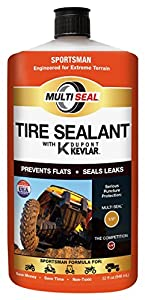 5. Multi Seal Tire Sealant with Kevlar (Sportsman)