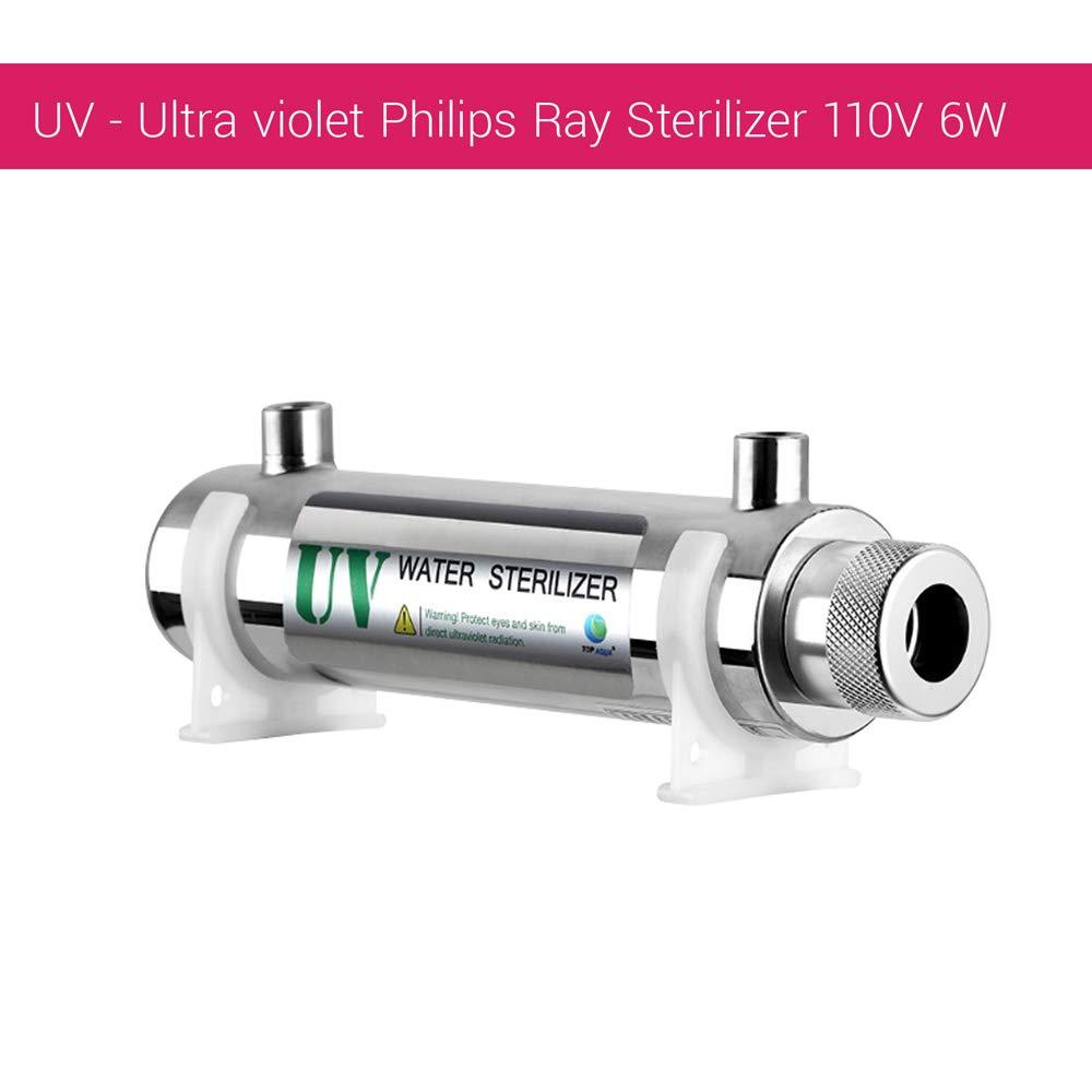 UV - Ultra violet Philips Ray Sterilizer 110V 6W, Reverse Osmosis