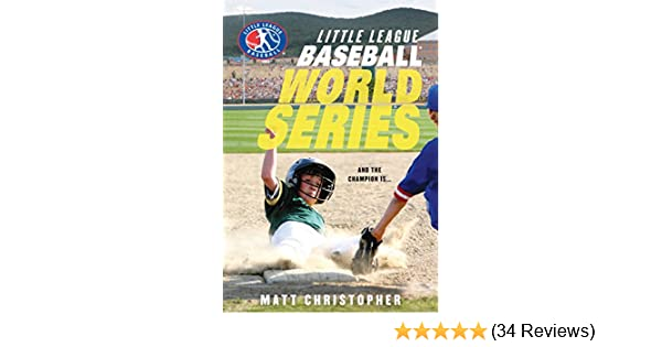 Baseball World Series (Little League Book 1)