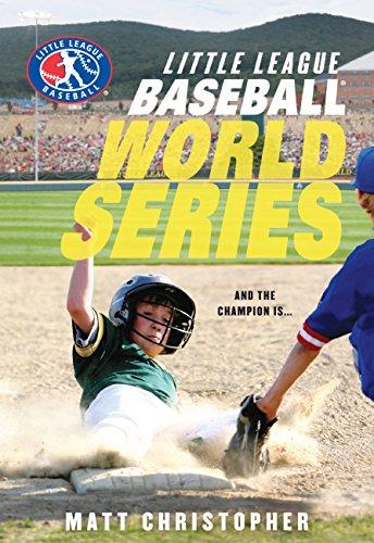 Christopher Baseball - Baseball World Series (Little League Book 1)