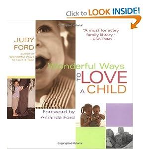 Wonderful Ways to Love a Child Judy Ford