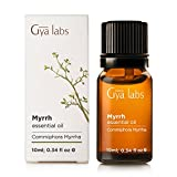 Spiritual Cleansing Tea - Myrrh Essential Oil - 100% Pure Therapeutic Grade for Aromatherapy Diffuser - 10ml - Gya Labs