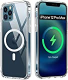 AmeriCase | Compatible for iPhone 12 Pro Max | Magsafe Case, Anti-Scratch Ultra-Clear Cover for iPhone 12 Pro Max…