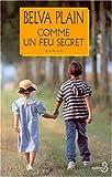 """Afficher """"Comme un feu secret"""""""