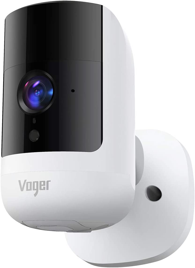 Rechargeable Night Vision Security Camera: Voger