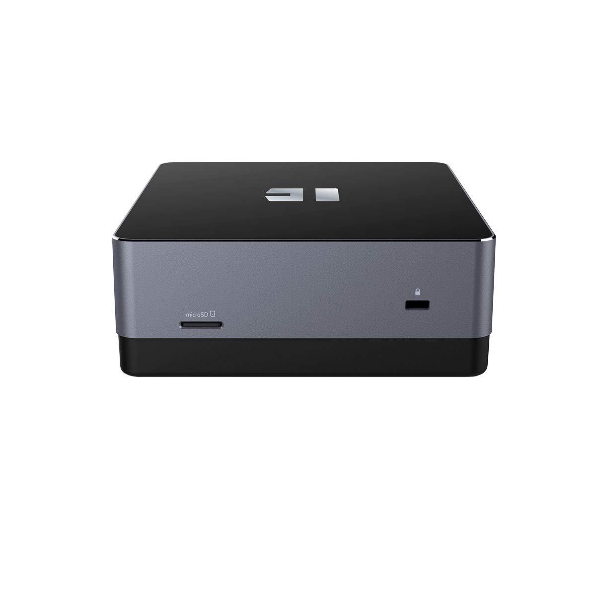 OOS TrekStor WBX5005 Mini-PC Intel/® Broadwell-U i3-5005U 2X 2,00 GHz 128 GB SSD 4 GB RAM