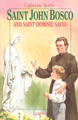 Saint John Bosco (Vision Books S)