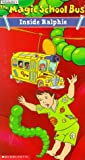 Magic School Bus: Inside Ralphie [VHS]