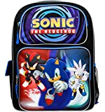 Sonic The Hedgehog Large Backpack #85784