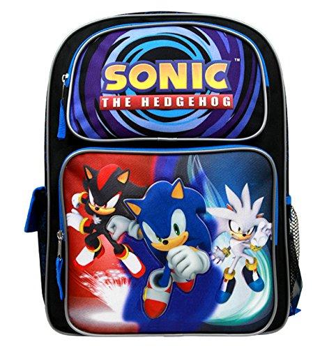 Sonic the Hedgehog Large Backpack #85784]()