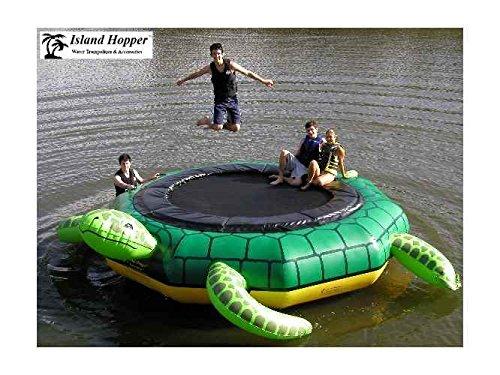 Aqua Sports Technology Island Hopper Turtle Jump