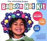Inflatable Crown Balloon Hat Book, The