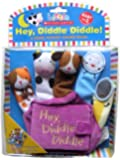 Little Scholastic: Hey Diddle Diddle: Hand Puppet Board Book