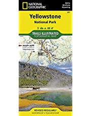 201 Yellowstone National Park 201 GPS Wyoming-Montana-Idaho: Ng.NP.201
