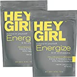 Metabolism Booster Tea (2 Pack) for Women – Energize Tea Will Increase Energy, Focus and Support Natural Weight Loss | Replace Your Coffee with Energize to Get Through Your Day with Ease … For Sale