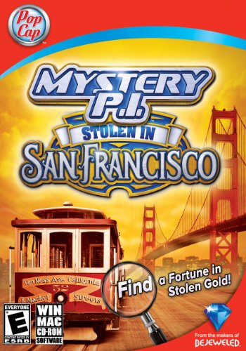 Mystery P.I. : Stolen in San Francisco (Popcap Games For Pc)