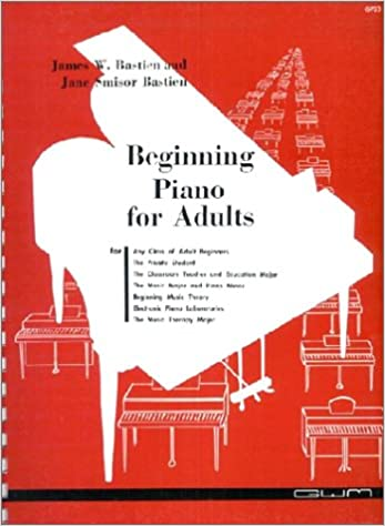 gp23 beginning piano for adults bastien