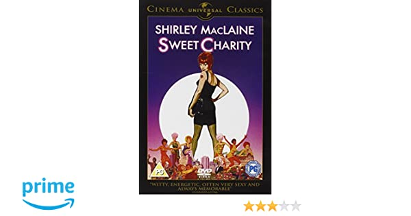 Sweet Charity [Reino Unido] [DVD]: Amazon.es: Shirley ...