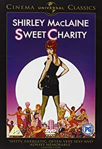 Sweet Charity [Reino Unido] [DVD]: Amazon.es: Shirley