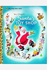 Santa's Toy Shop Capa dura