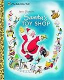 Santa's Toy Shop (Big Little Golden Books)