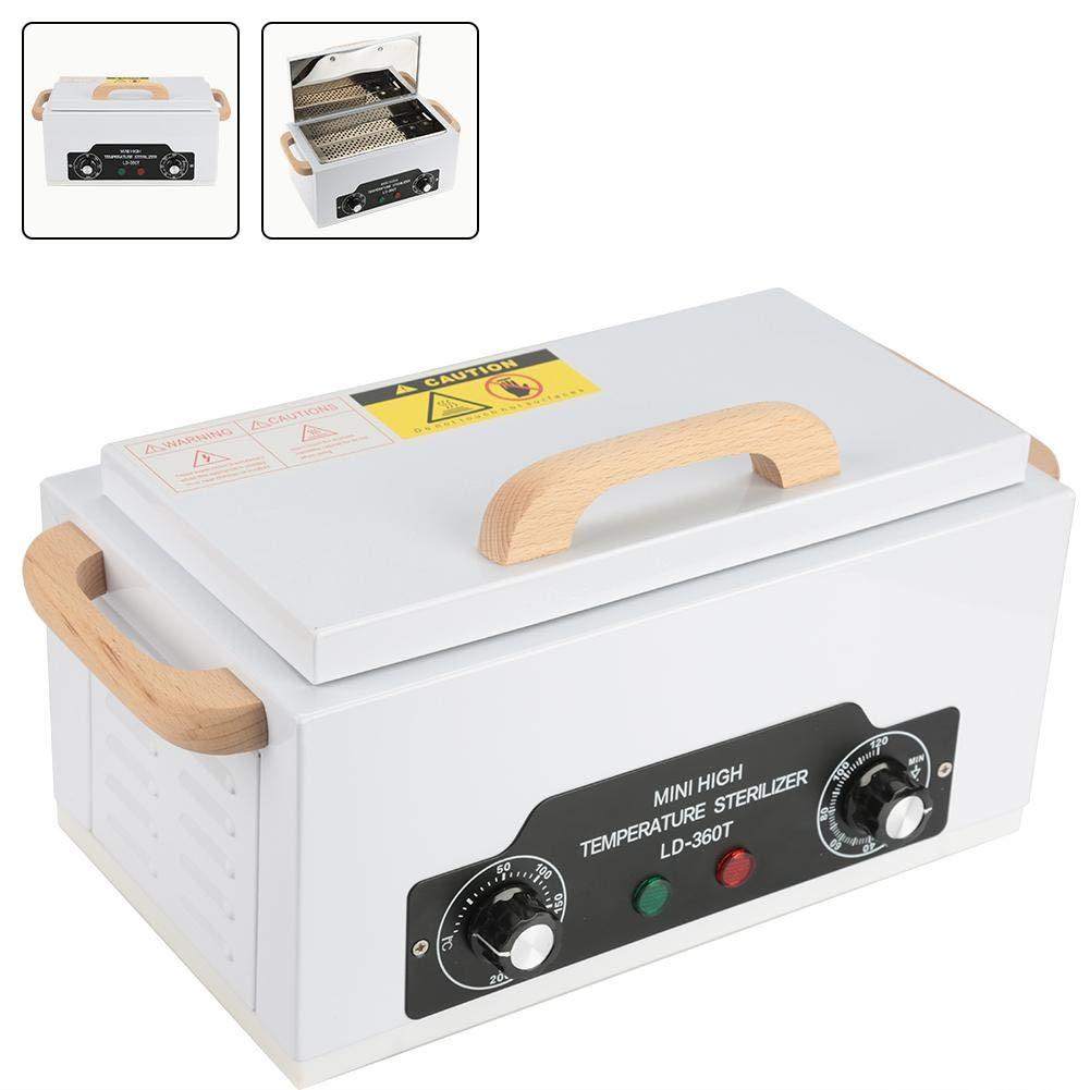 滅菌器 消毒器 紫外線 抗菌、殺菌箱、熱殺菌装置、タオルおよび釘用具の消毒のための200度の高温紫外線殺菌装置 (US) B07QWLTMMV US