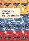 Dictionnaire insolite de l'Australie par Marie-Morgane Le Moël