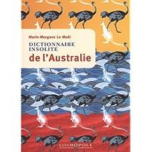 Dictionnaire insolite de l'Australie