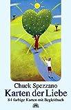 Karten der Liebe. 84 farbige Karten mit Begleitbuch