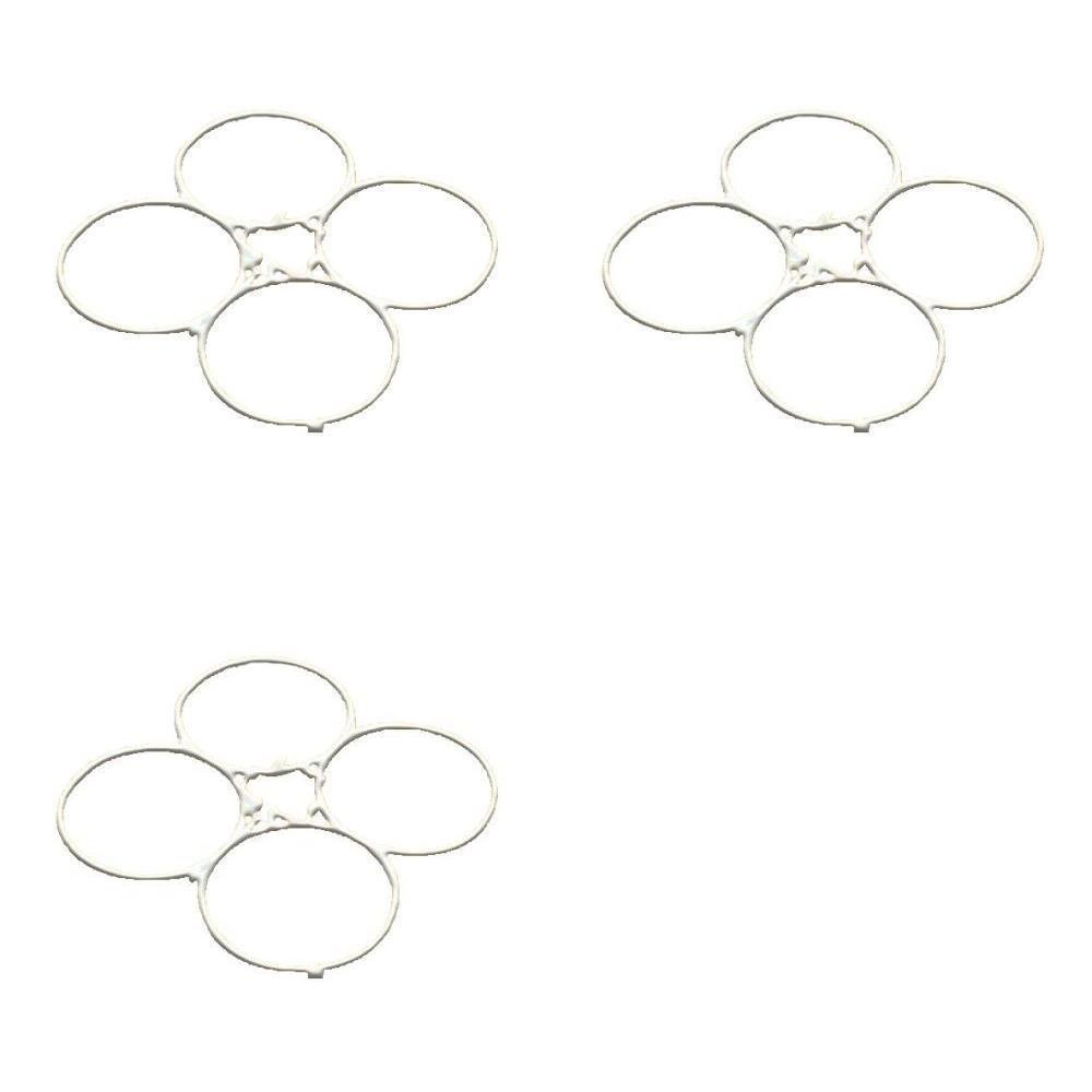 3 x Quantity of Estes Proto-X Nano Quadcopter Protection Cover Guard Propeller Protector Trainer Weiß H111-10 - FAST FREE SHIPPING FROM Orlando, Florida USA!