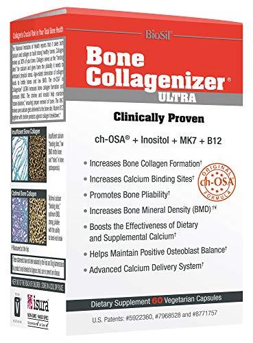 Biosil - Bone Collagenizer Ultra, 60 Vegetarian Capsules