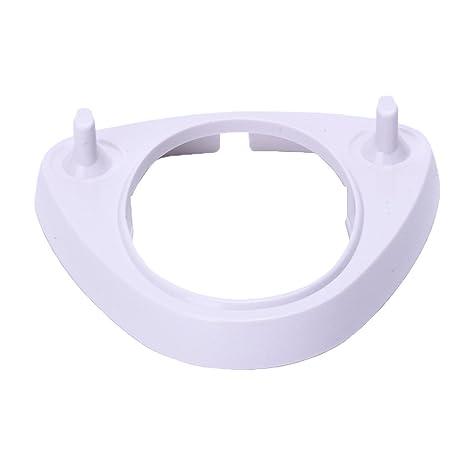 Amazon.com: Blanco plástico duro individual soporte de ...
