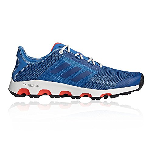 Hommes Hirere Bleu Adidas Terrex Traroy Chaussures Climacool traroy Voyager De Randonne Hirere Basses U6OY1